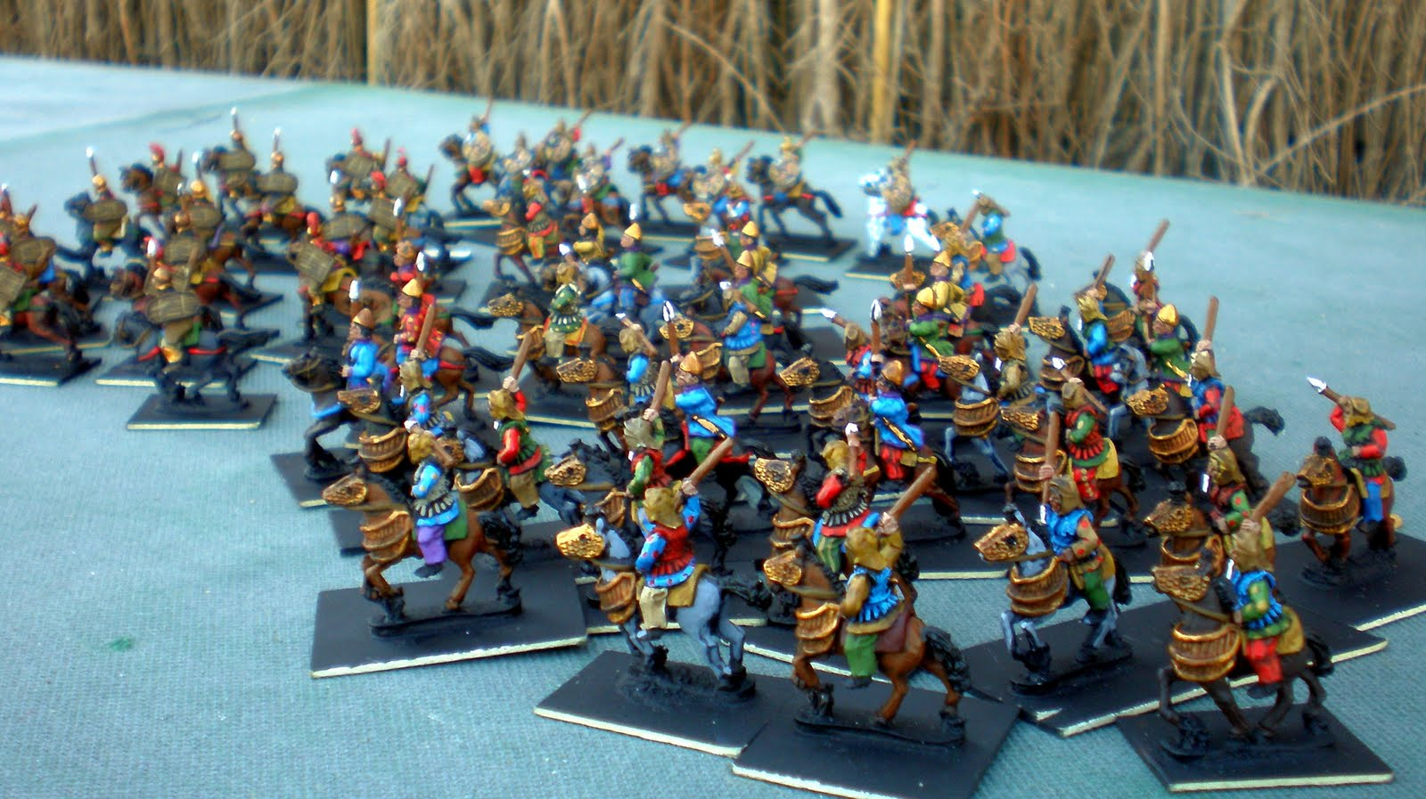 15mm paint shack 15mm old glory persian army update 1. Black Bedroom Furniture Sets. Home Design Ideas