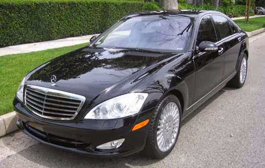 Cho thuê xe Mercedes S500 VIP tại Hà Nội