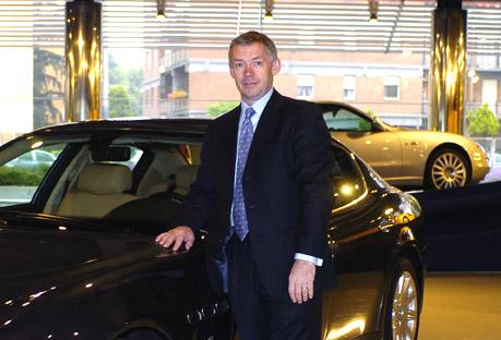 Martin Leach (executive)