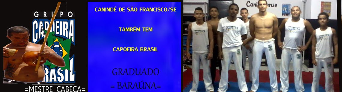 Capoeira Brasil Canindé/SE