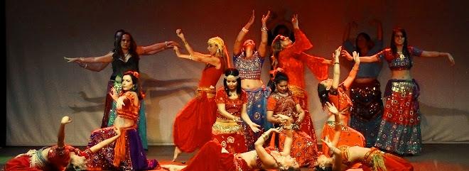 A Dança do Ventre e As Danças Étnicas Orientais em Cuiabá