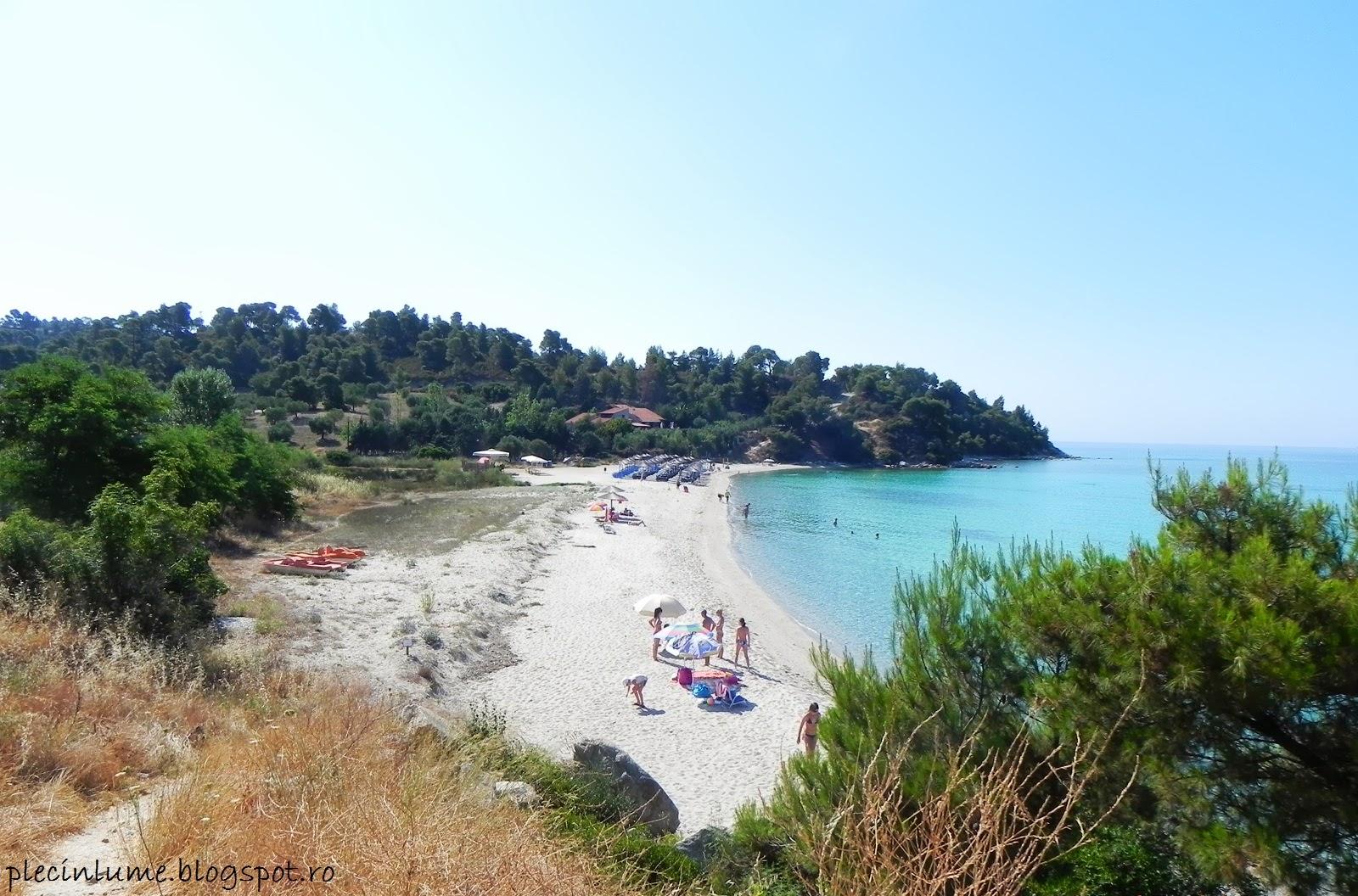 Plaja Kouviou