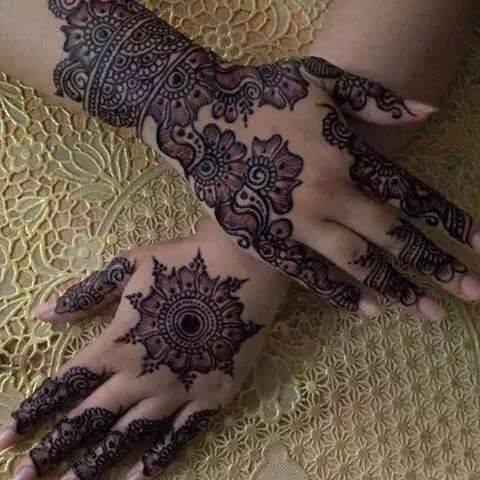 Top 10 eid mehndi designs latest mehndi designs mehndi9 for Top 10 designs