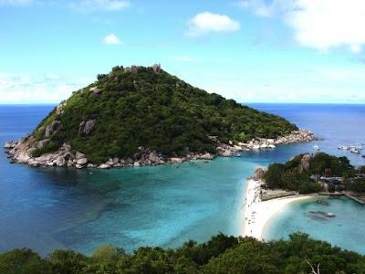 Pulau Pasang-surut Terindah di Dunia