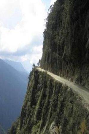 Turismo de aventura propio de suicidas