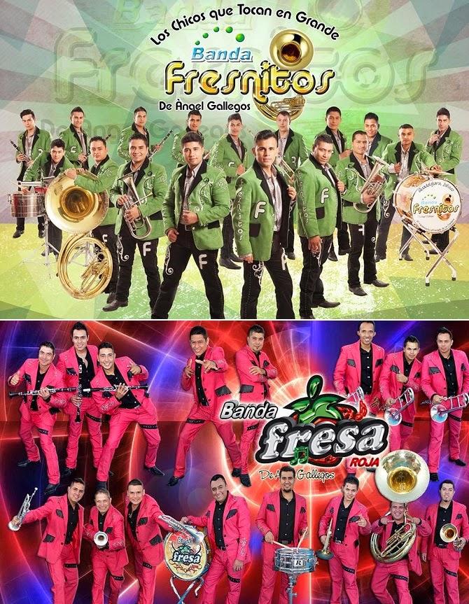 Banda Fresa Y Banda Fresnitos