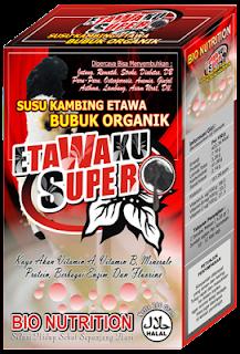 Susu Kambing Etawa