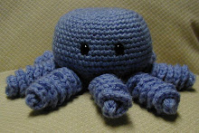 Kitschy Cute Octopus