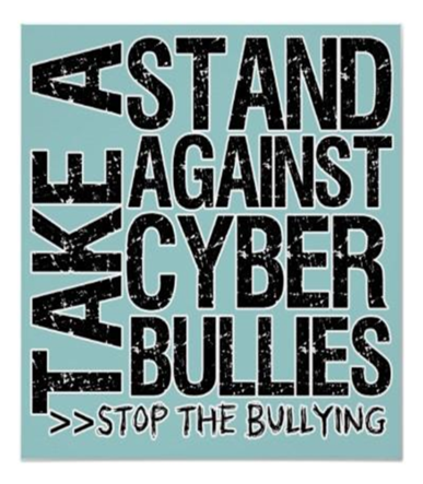 cyber bullying its not a game Cyber bullying is equal to real life bullying and the effects could be lifelong victims of cyber bullying may go through low self esteem, behavioral changes, mood swings and distrust of people according to researchers' children have even committed suicide after a cyber bullying incident.