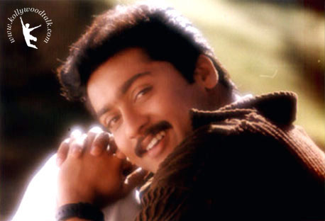 Surya in 'Poovellam Kettupar' Movie