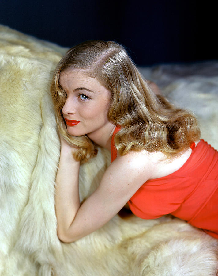 TRIP DOWN MEMORY LANE: THE LAST DAYS OF VERONICA LAKE