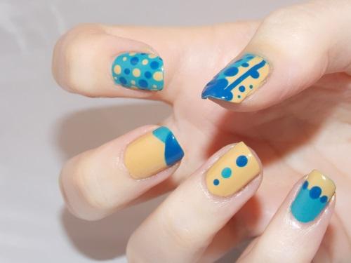 nail art galahad a england butter london blog beauté psychosexy