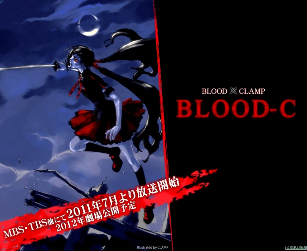 Blood C Wallpapers HD Download