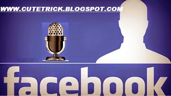 Voice Message In Facebook