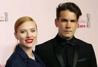 Scarlett Johansson e o marido moram em casas separadas