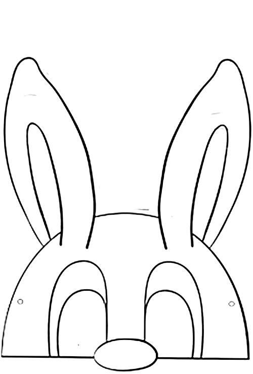 muitas orelhas e mÁscaras de coelhinho cantinho do educador infantil