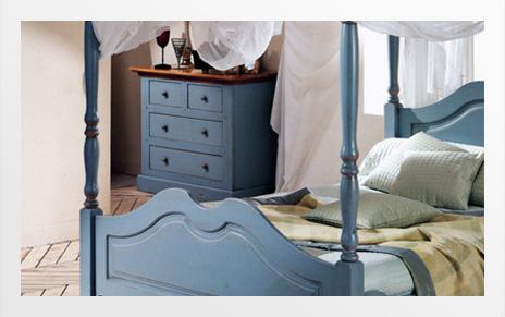 Reciclaje de muebles dormitorio restauraci n de - Cabeceros de cama con fotos ...