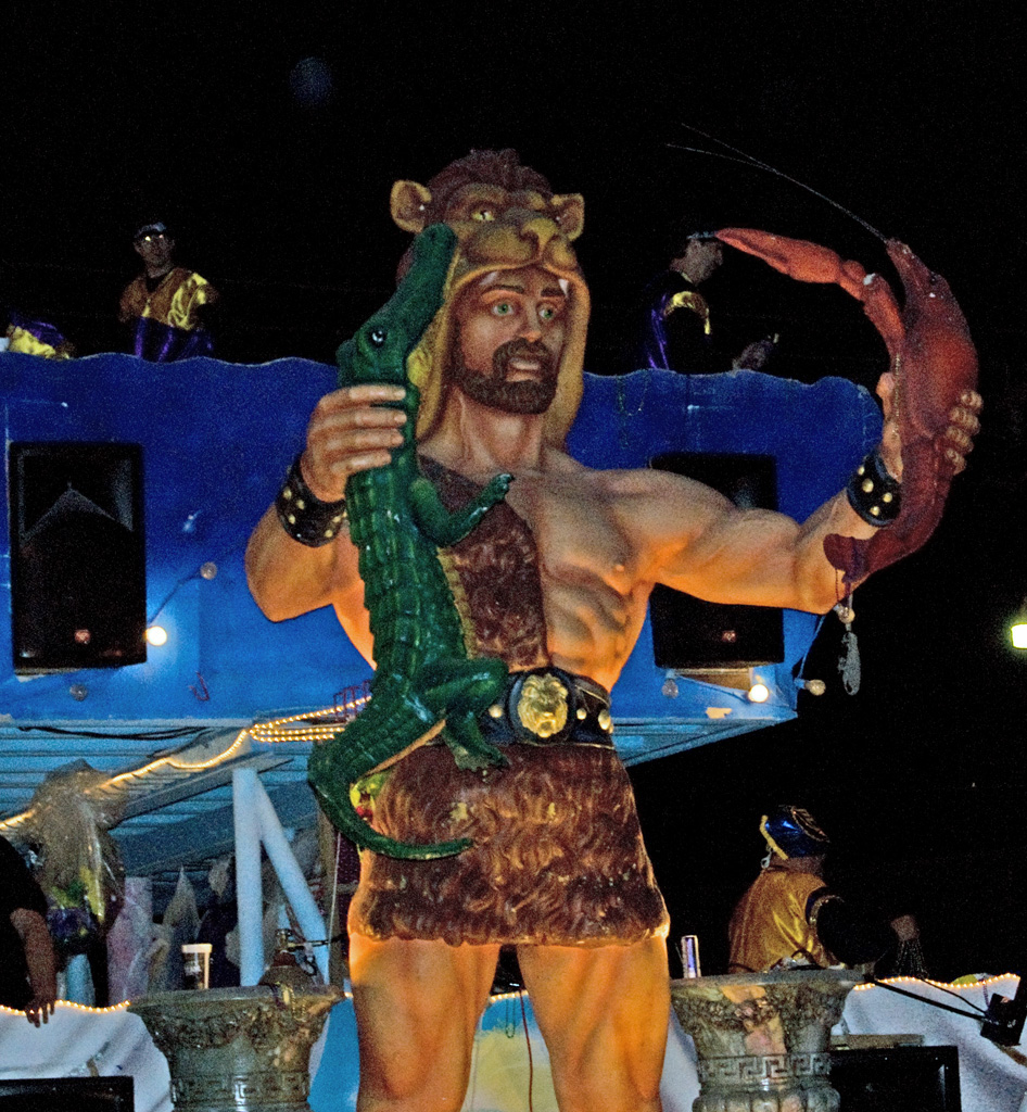 Krewe of hercules