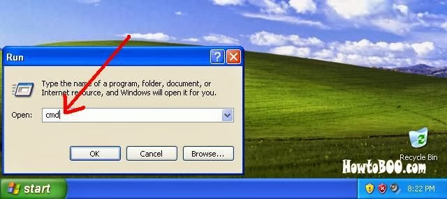 How to logoff windows xp machine in command prompt