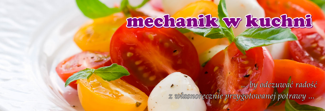 Mechanik w kuchni