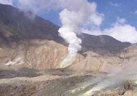 Papandayan Nangklak Crater