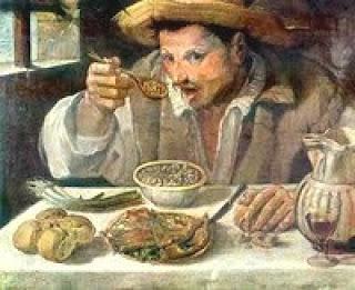 Gastronomía en la Edad Media