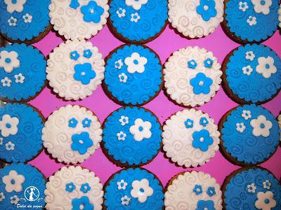cupcake fioriti