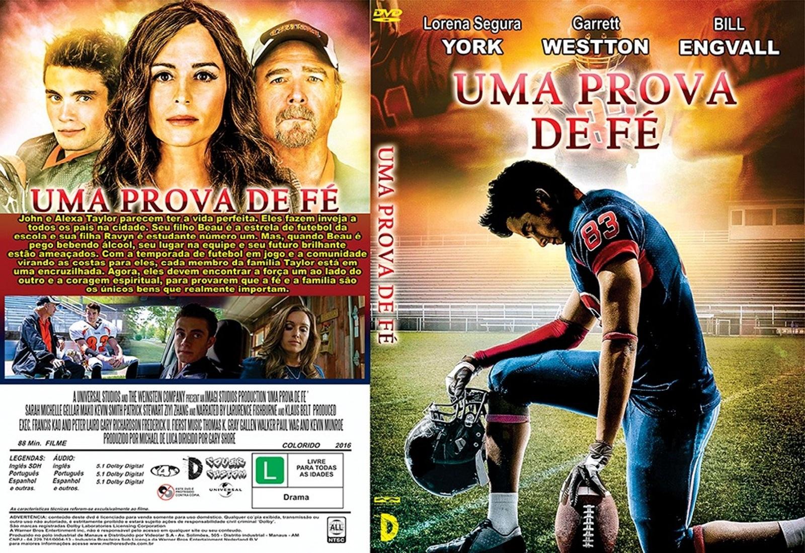 FILMES ONLINE: UMA PROVA DE FÉ
