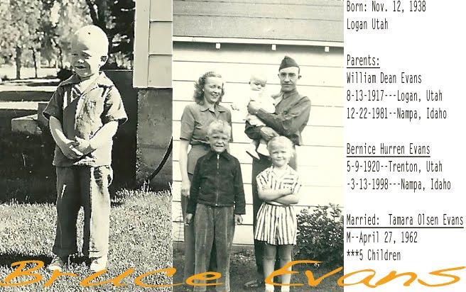 My Father's Ancestors