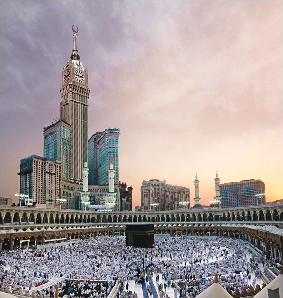 mecca clock tower new photos 2012 articles about islam. Black Bedroom Furniture Sets. Home Design Ideas