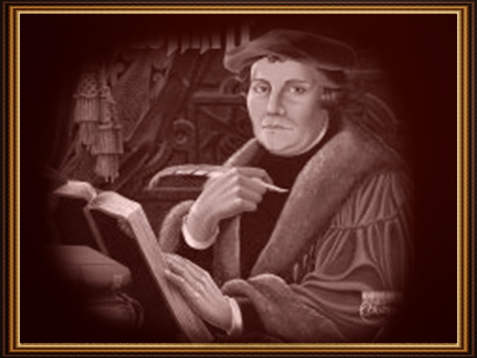 Você é um idólatra? - Martinho Lutero (1483-1546)
