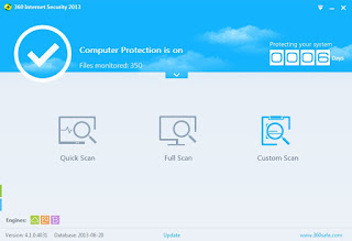 Free Download 360 Internet Security 2013