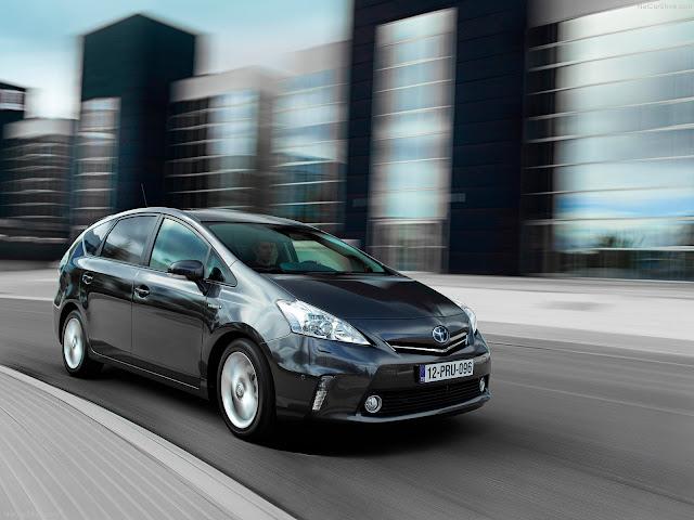 Todo Sobre Toyota Prius 2013 | Todo Sobre Autos