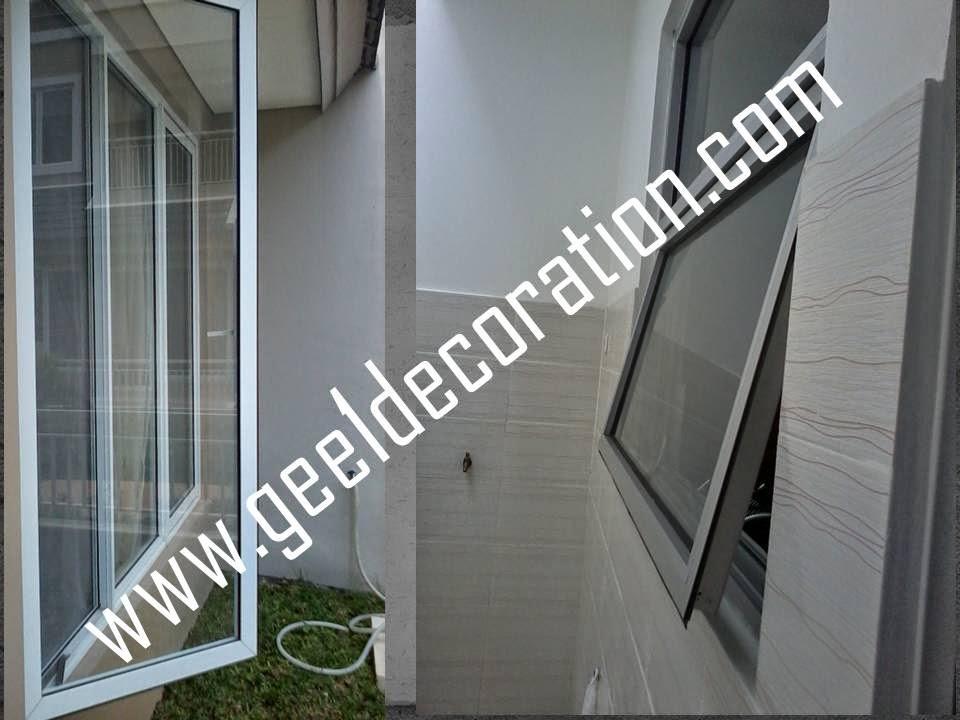 Harga jual kusen aluminium 2013 home design idea for Jual kitchen set aluminium