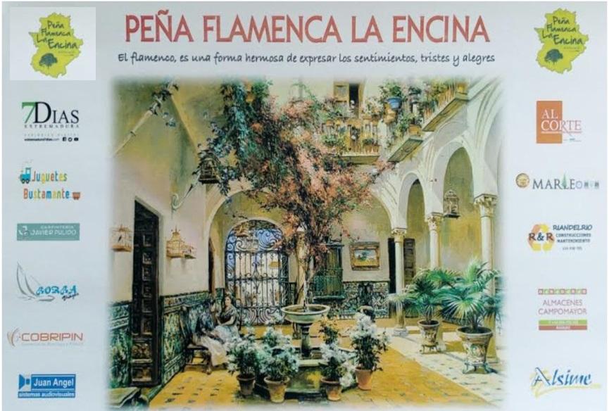 Peña Flamenca La Encina (Badajoz)