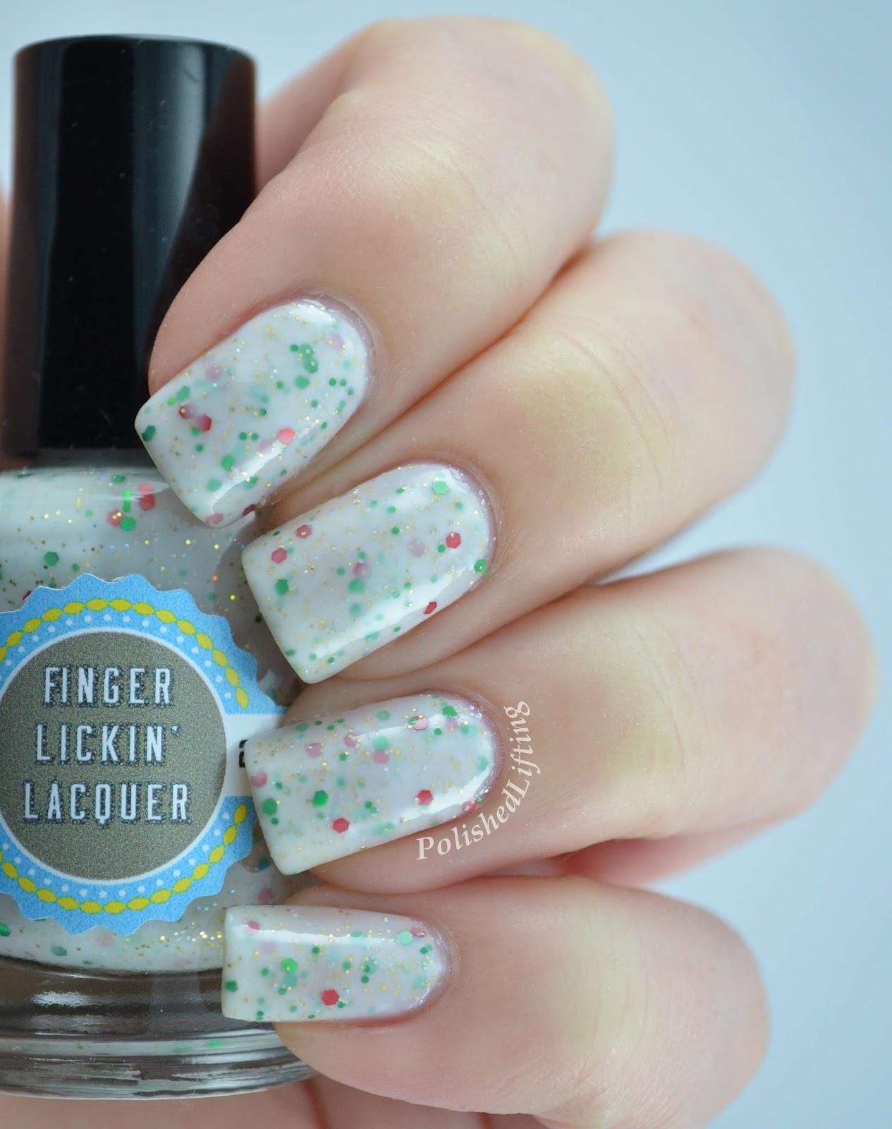 Finger Lickin' Lacquer December in a Blender