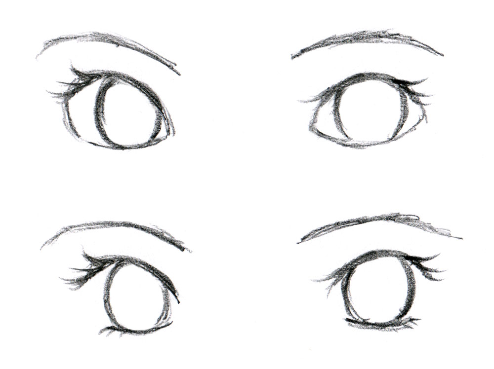 Johnnybros how to draw manga drawing manga eyes part ii