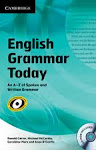 BOOK OF THE MONTH - ENGLISH GRAMMAR TODAY