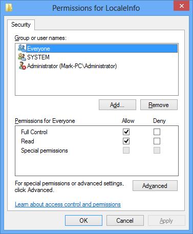 Cara Merubah Tampilan Waktu pada Lock Screen di Windows 8