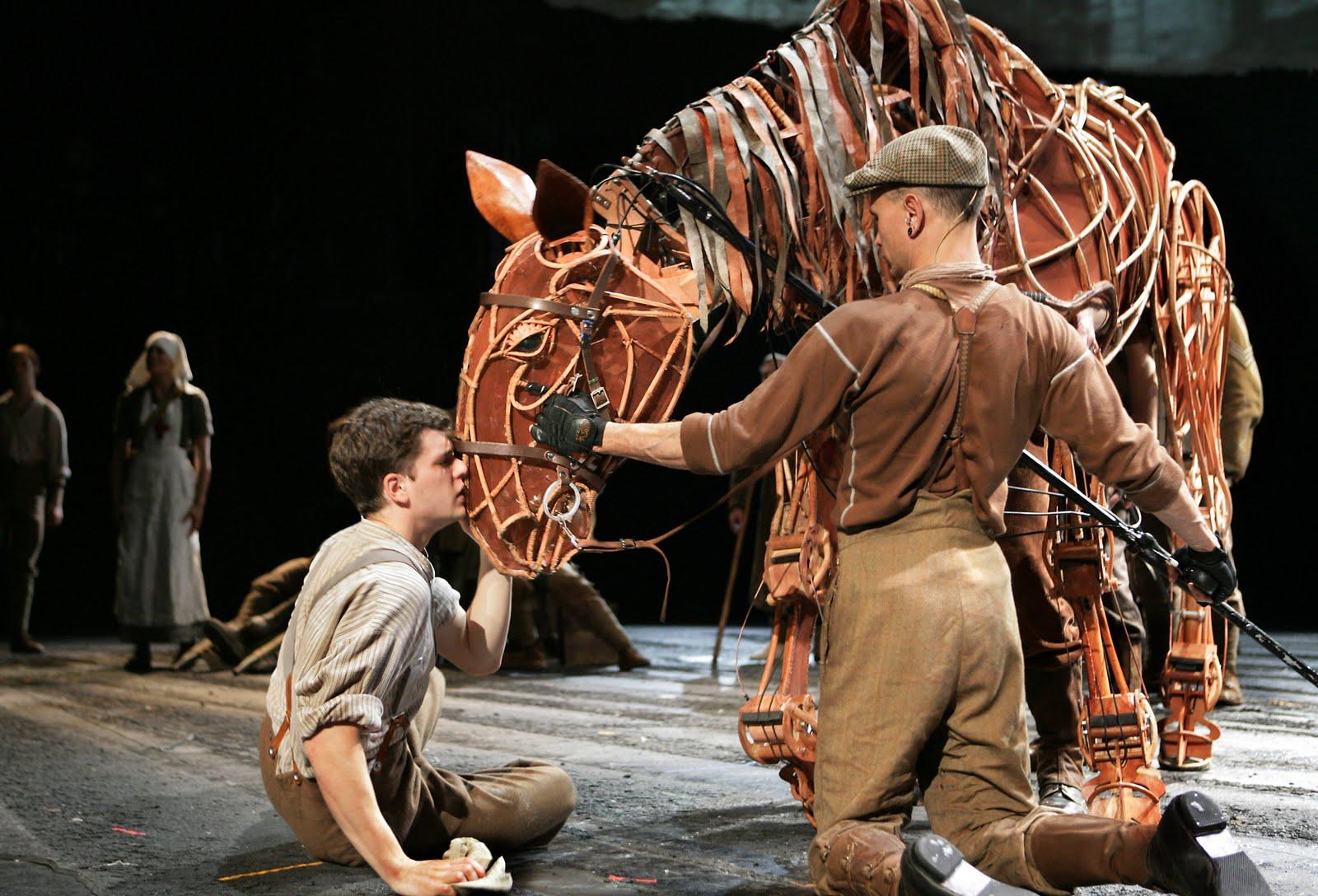 Phil Grabsky Blog War Horse
