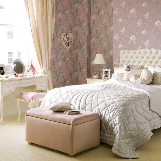 Bedroom Decorating Ideas Romantic Vintage Black And White Bedroom Ideas Black Light Bedroom Decor Bedroom Furniture Color Combination: Mundo Da Lú: Quartos Rômanticos