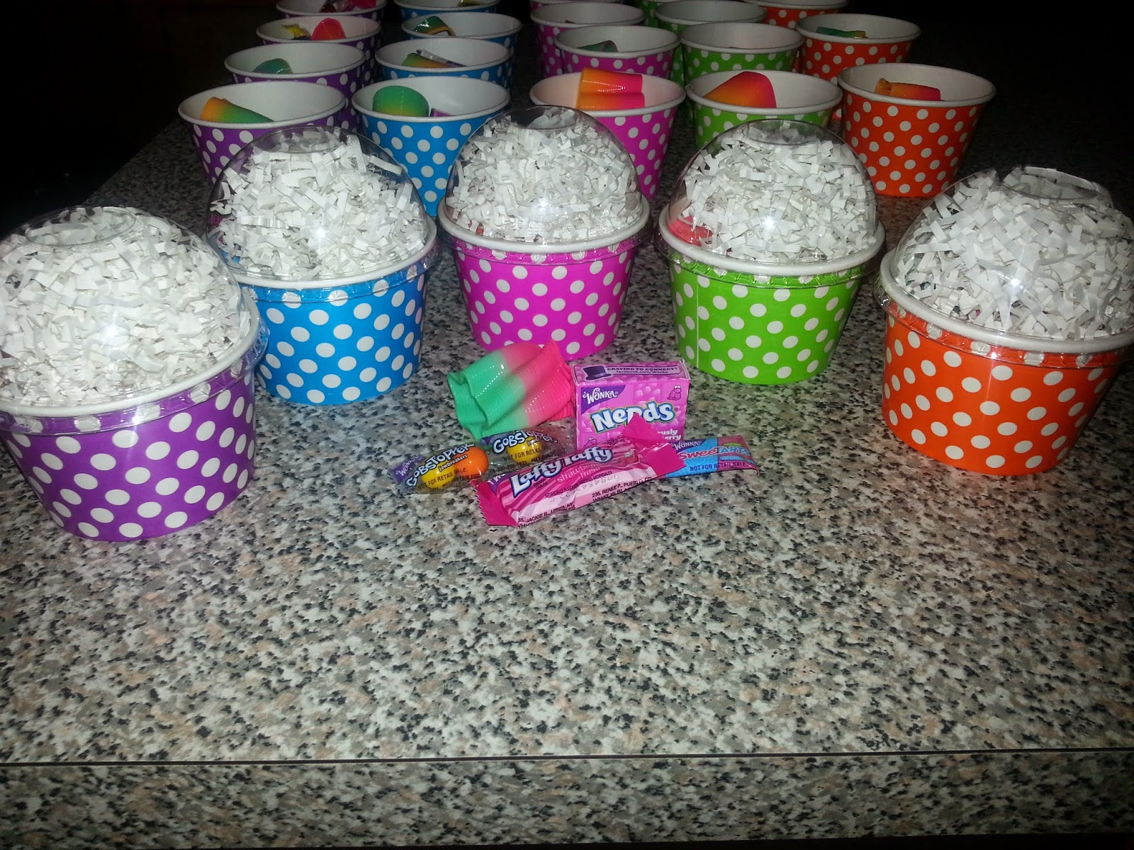 Classroom Birthday Ideas ~ The teaching oasis student treats
