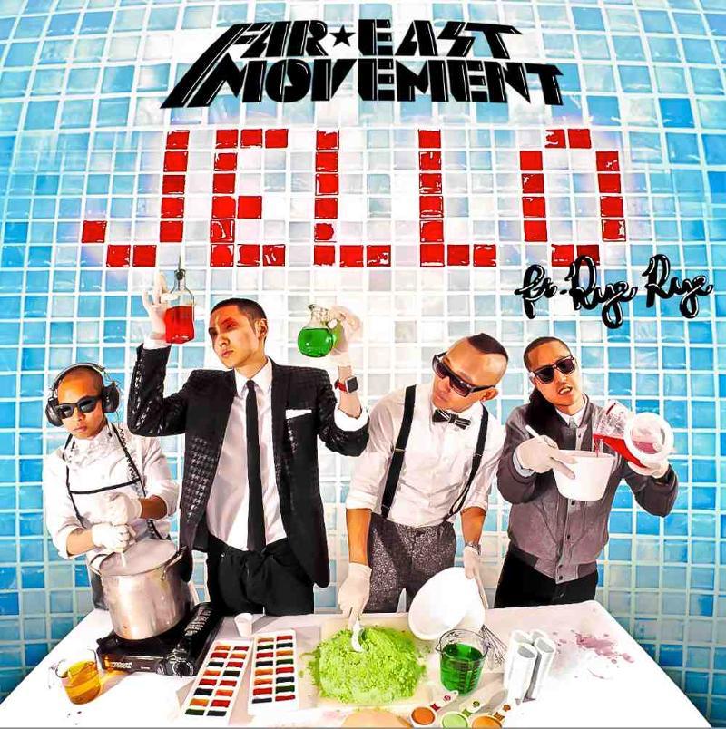 Far East Movement feat Rye Rye - Jello