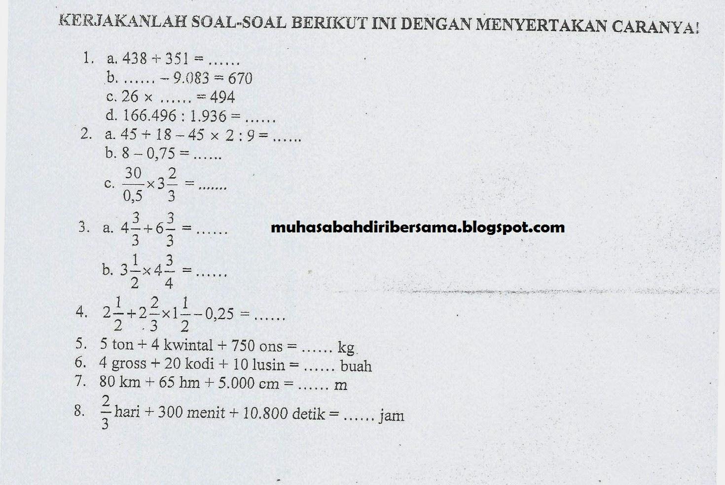 Muhasabah Diri Bersama Info Pendaftaran Pondok Gontor Bagi Pelajar Malaysia