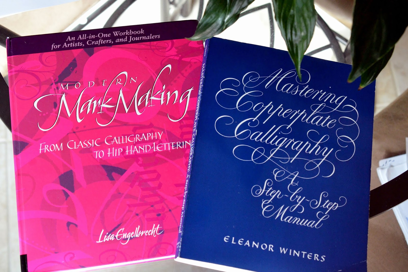 books to learn pointed pen calligraphyt