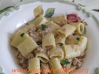 ricetta pasta con tonno