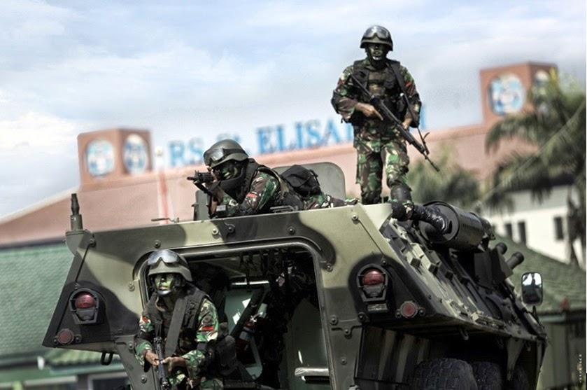 Satuan Infanteri Mekanis : Potret Ujung Tombak Baru Elemen Pemukul TNI AD