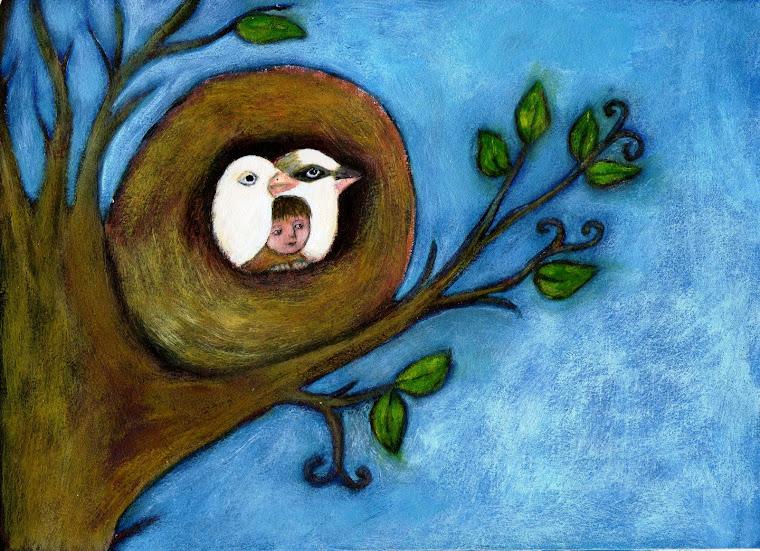 Mónica Gilio - Ilustraciones infantiles