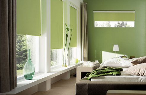 Green Bedroom Decorating Ideas Beauteous With Green Bedroom Ideas Photo