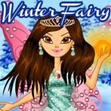 Winter Fairy   Juegos15.com